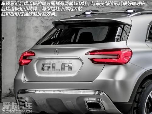 奔驰GLA概念车
