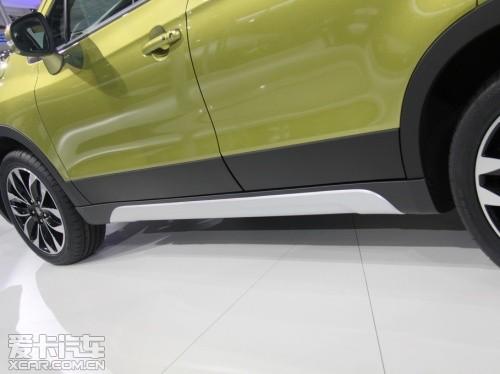 铃木2013款SX4 S-CROSS