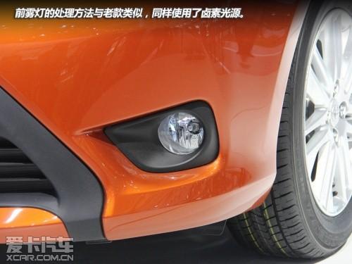 一汽丰田2013款威驰