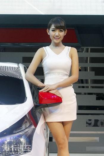 美女车模图片 汽车图片大全