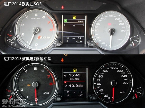 【优惠】新款奥迪sq5报价及图片_爱卡汽车