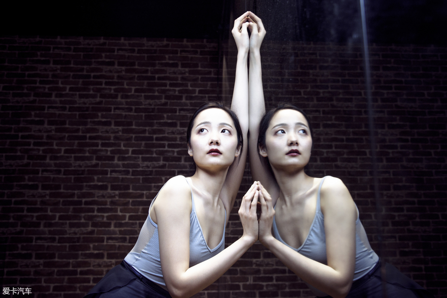 云逸与芭蕾舞者