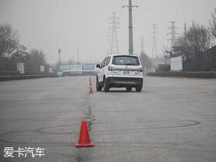 东风风行SX6测试