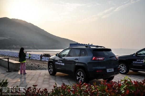 jeep全地形4x4接力挑战赛高清图片
