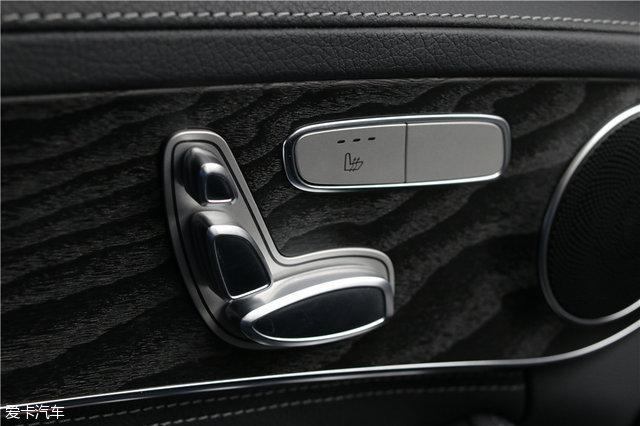 2015奔驰c200l按键图解