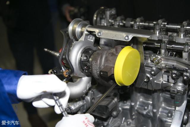 名爵6发动机解析