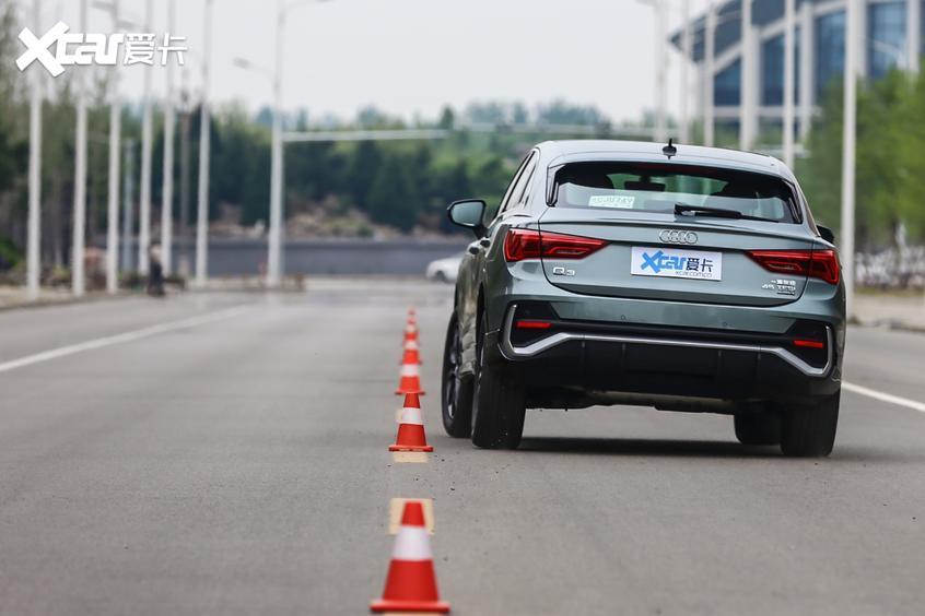 奥迪Q3 Sportback