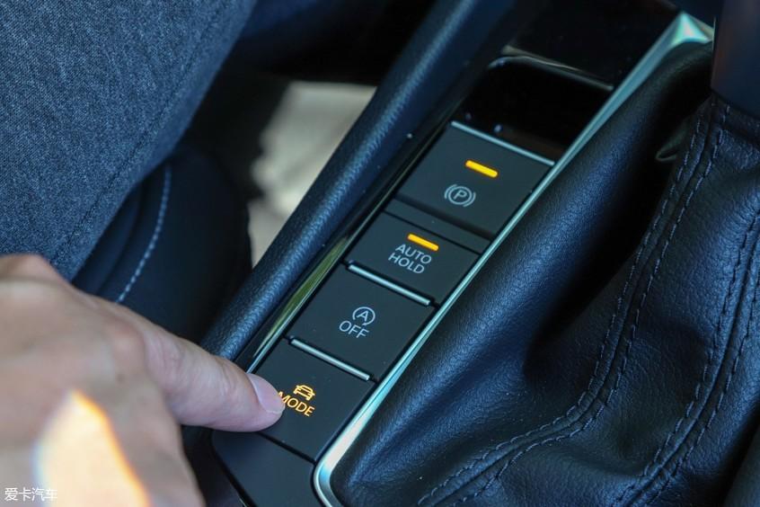 车内体验——操控配置