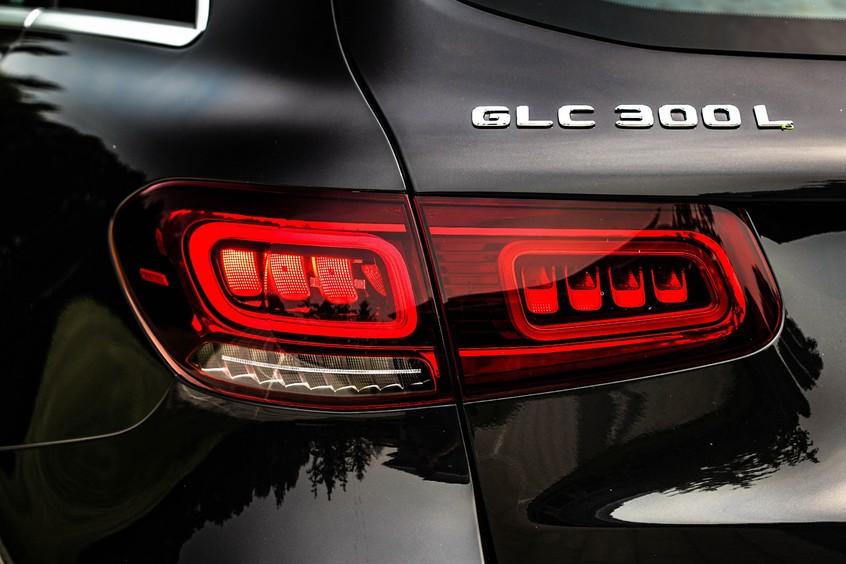 新款奔驰GLC L