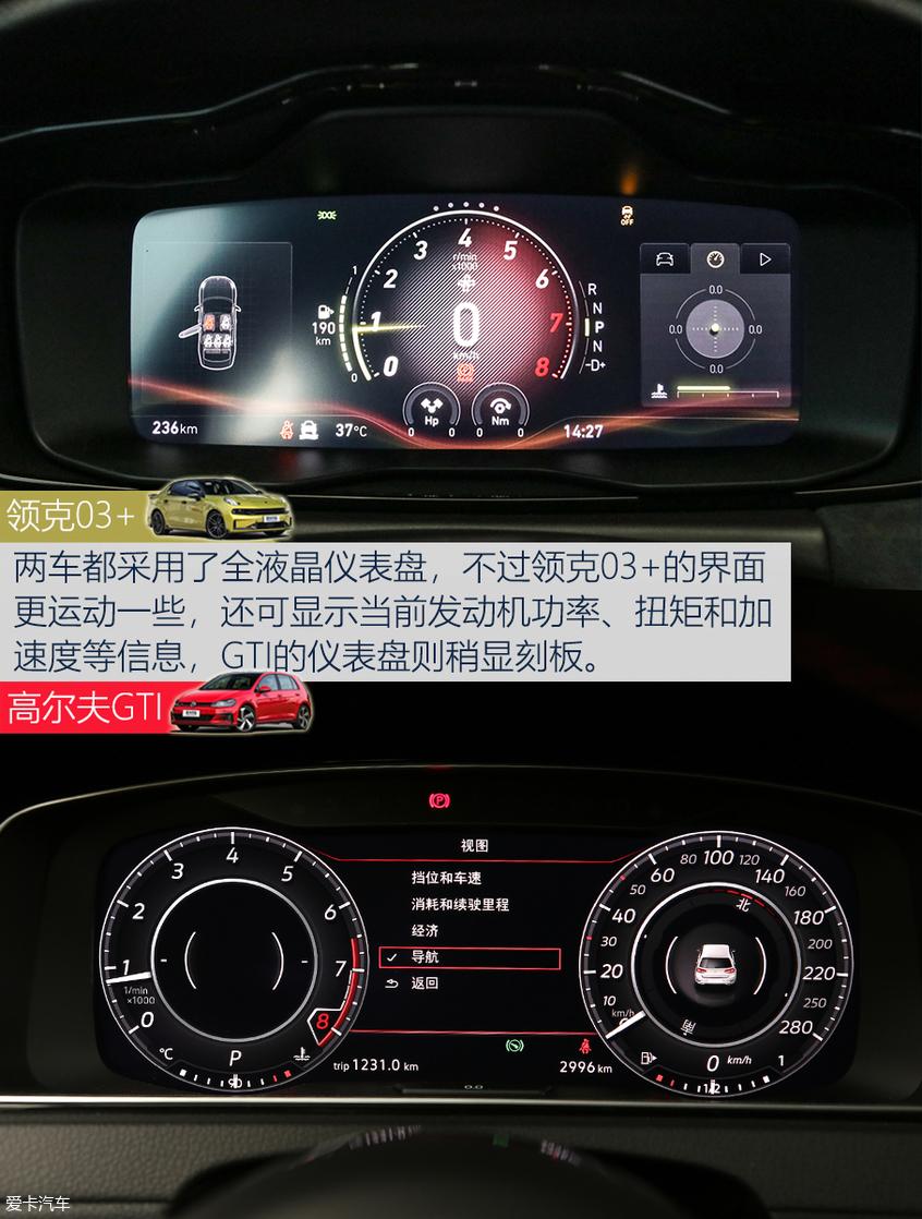 领克03  GTI