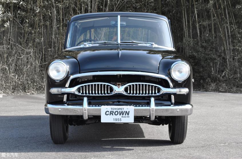 丰田皇冠1955
