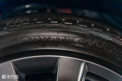 一汽马自达全新一代阿特兹:轮圈