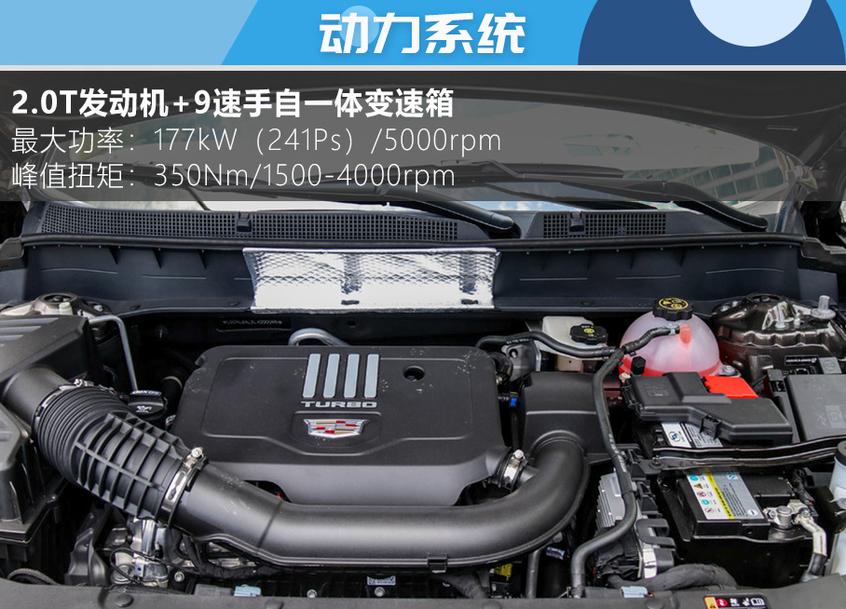 凯迪拉克XT6购车手册:动力系统