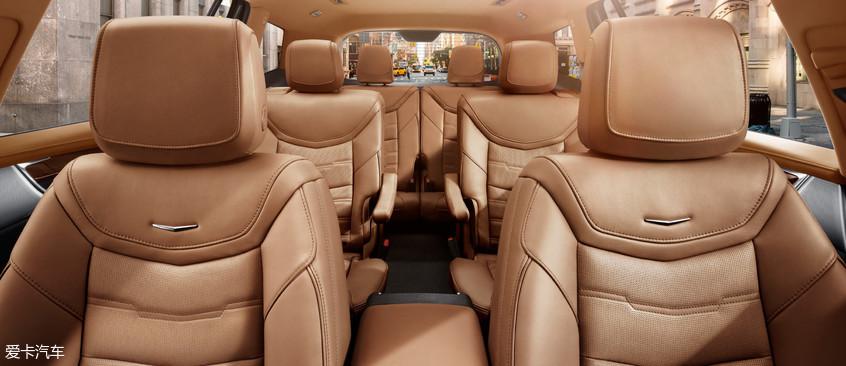凯迪拉克XT6购车手册:座椅