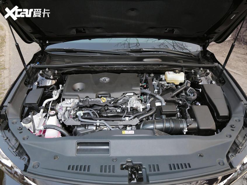亚洲龙双擎