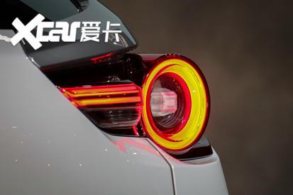 马自达纯电动车MX-30静评 2019东京车展