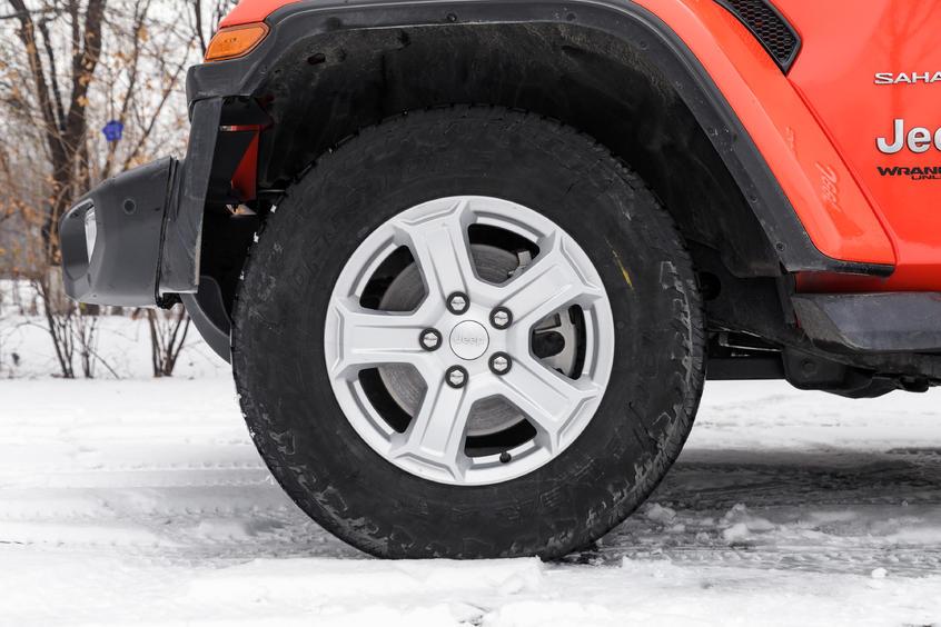 硬派越野标杆:Jeep牧马人