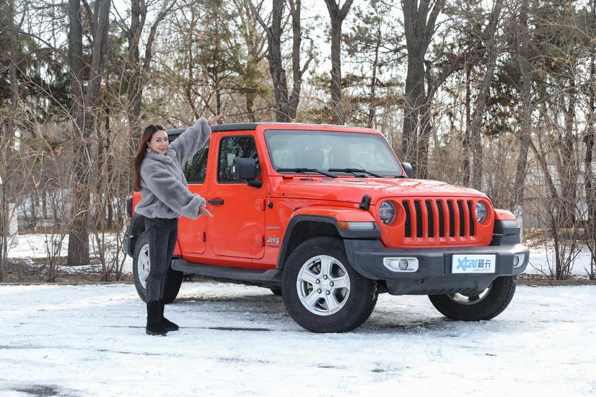 越野硬汉也讲温柔:Jeep牧马人