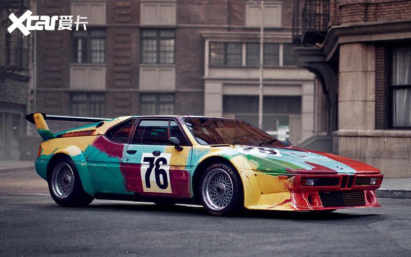当汽车也懂文艺 回顾宝马艺术车的45年