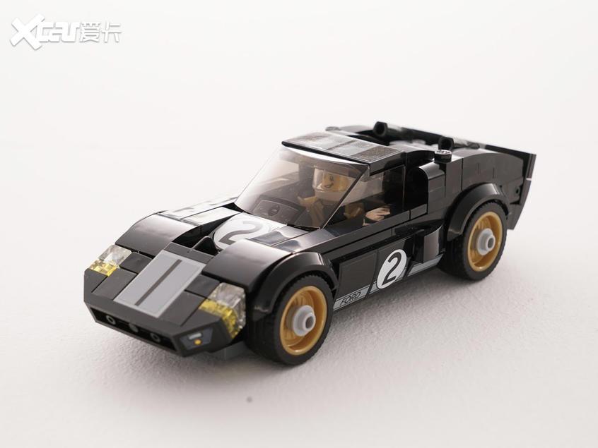 福特GT40/1968款福特Mustang