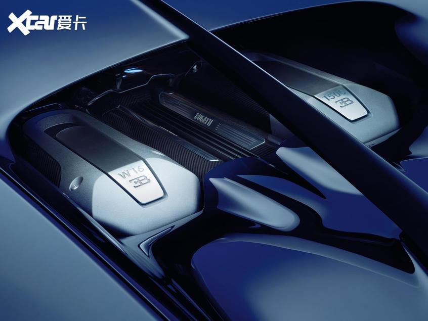 克尔维特Z06/布加迪Chiron