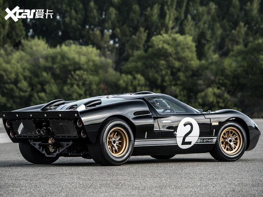 1966款福特GT40/1968款福特Mustang