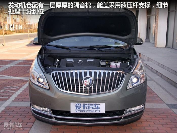 2011款别克GL8 豪华商务版高清图片