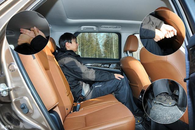 风格迥异的大尺寸SUV推荐