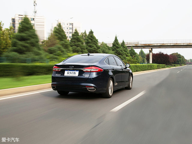 中型车横评测试篇