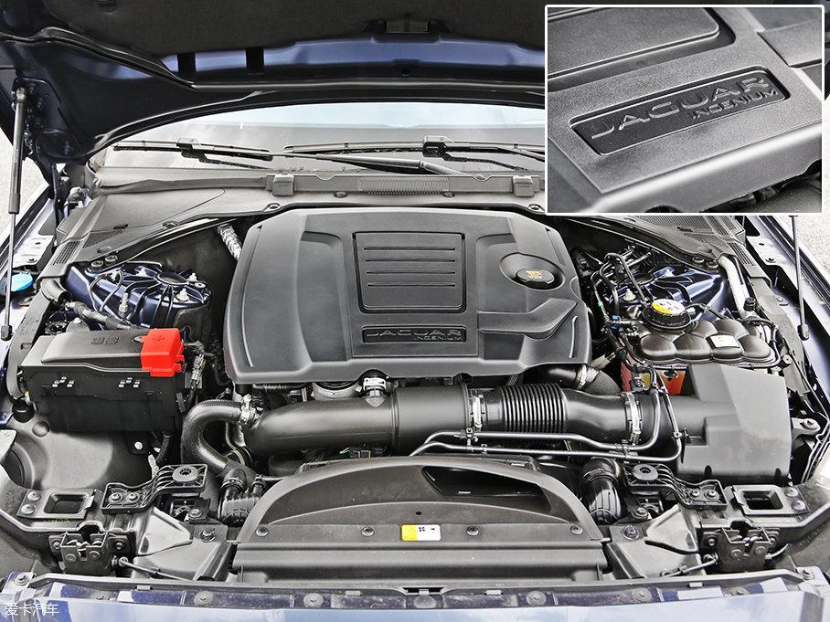 全新的Ingenium 2.0T发动机同样分为高、低功率两个版本,其中高功率版本的发动机数据有一定幅度的变化,其最大功率提升到了184kW(250Ps),峰值扭矩提升到了365Nm。