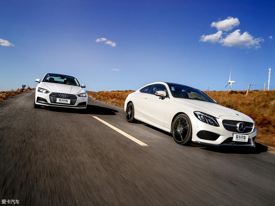 豪华品牌轿跑车对比
