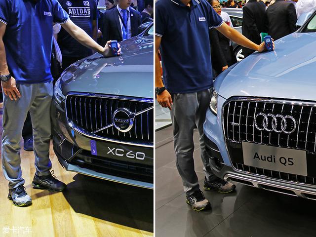 新一代XC60对比Q5