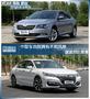中型车也能拥有不同风格 速派对比雅阁
