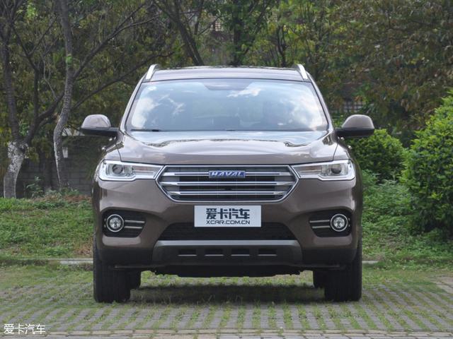 六款国产SUV