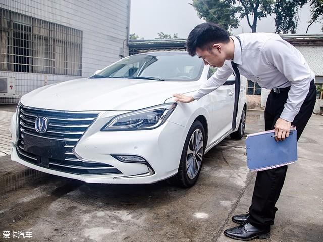 长安乘用车2018款睿骋CC