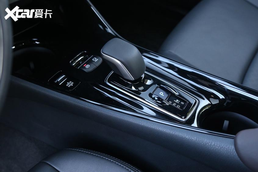 广汽丰田C-HR EV变速箱