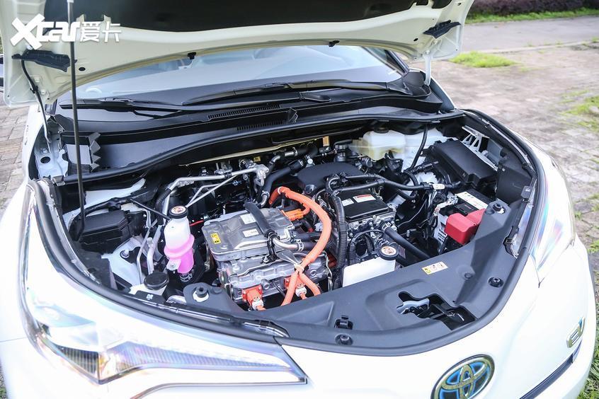 广汽丰田C-HR EV电动机