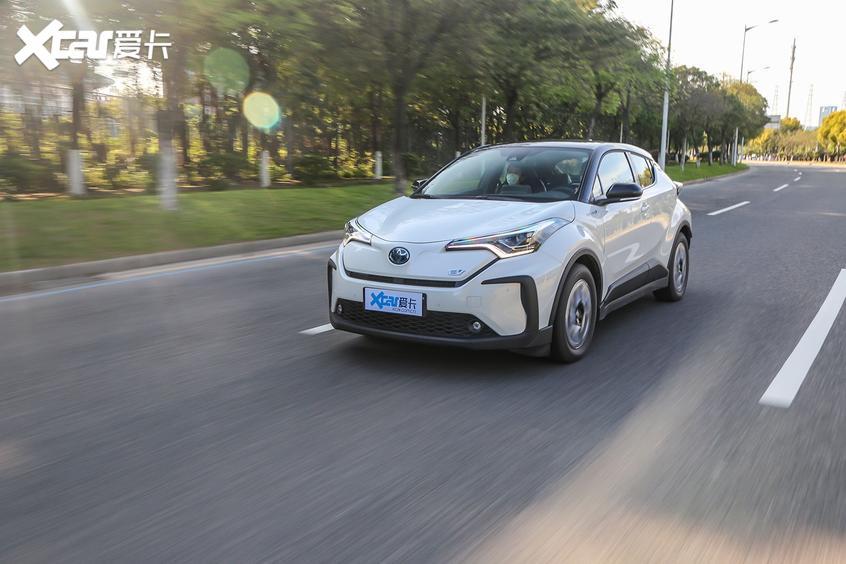 试驾广汽丰田C-HR EV