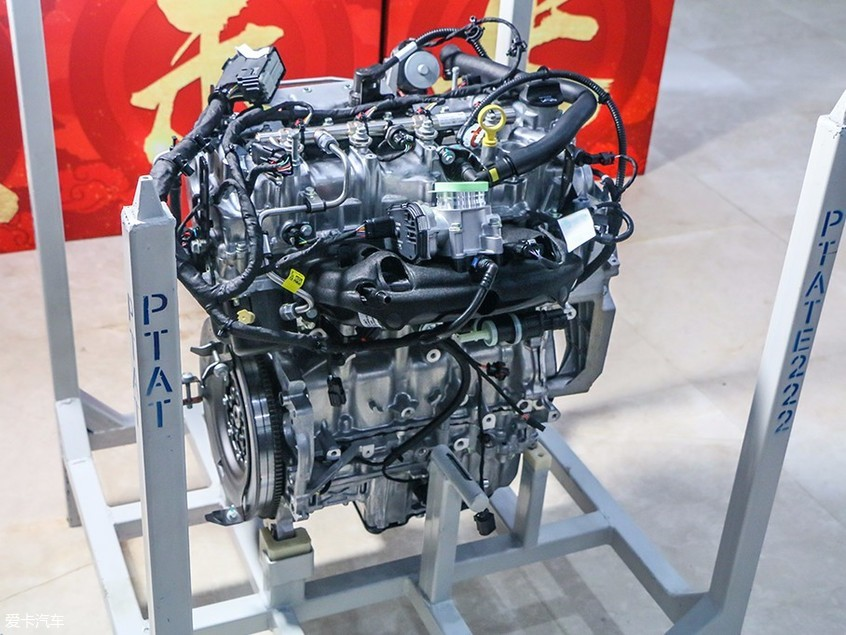 名爵1.5T国六发动机