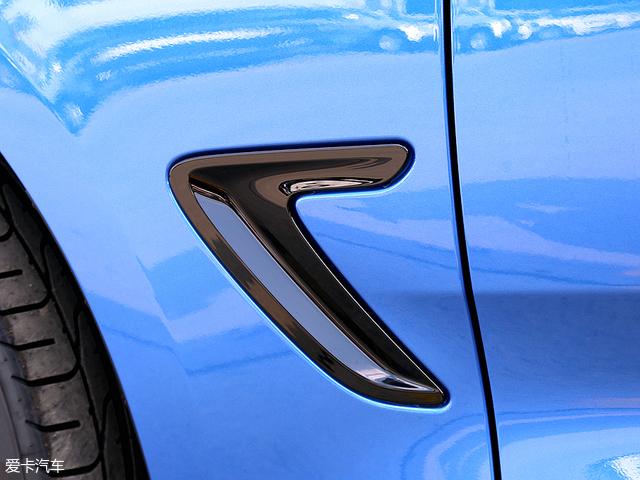 实拍宝马3系GT M运动型