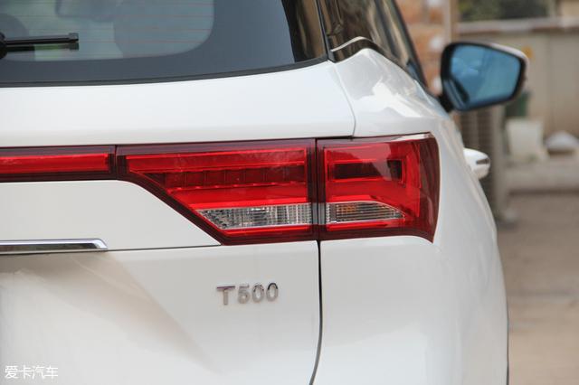 众泰T500