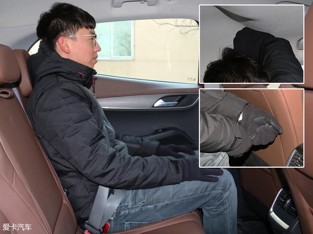 年度车空间测试SUV