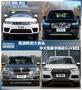 低油耗的大块头 中大型豪华混动SUV对比