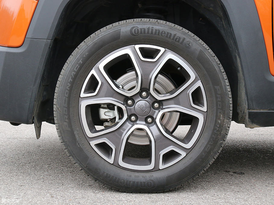 5款小型SUV横评