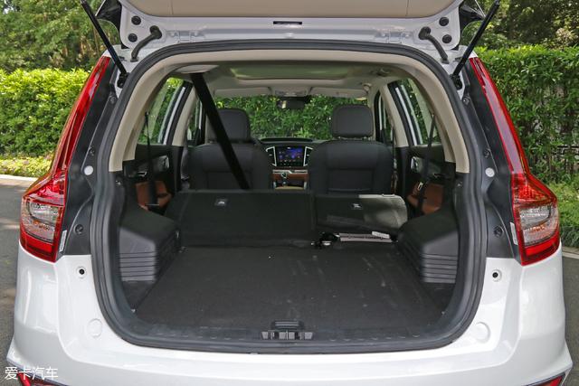 爱卡实拍新远景SUV