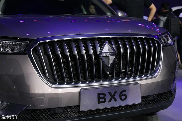 宝沃BX6