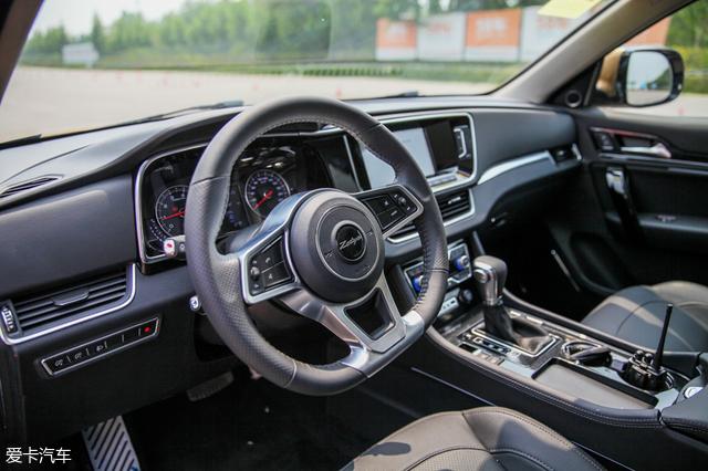 工程师解析众泰T600 Coupe