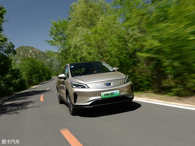 吉利新能源;帝豪GS;帝豪GSe;纯电动跨界SUV
