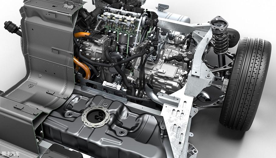 宝马这套1.5T+电机的混动系统也是第四年卫冕该组别冠军了,这套系统不仅保证了出色的动力输出,还能将油耗与排放控制在超低的水准。