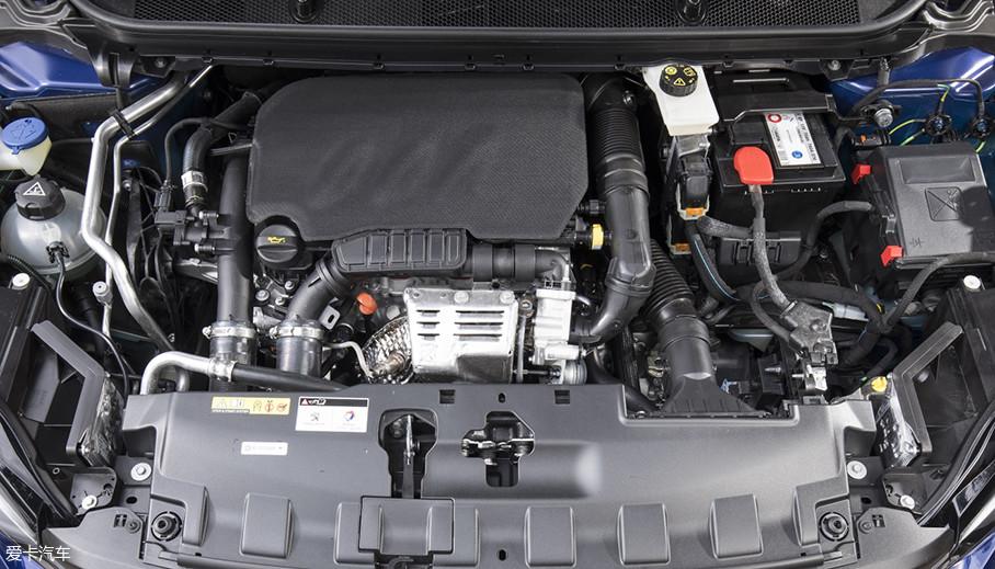 PSA的直列3缸1.2T发动机已经连续第四年获得1L-1.4L组别冠军了,从综合性能与效率来看,它的标杆地位无法撼动。